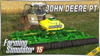 John Deere PT seed V 2.0
