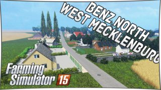 Benz North West Mecklenburg v0.9