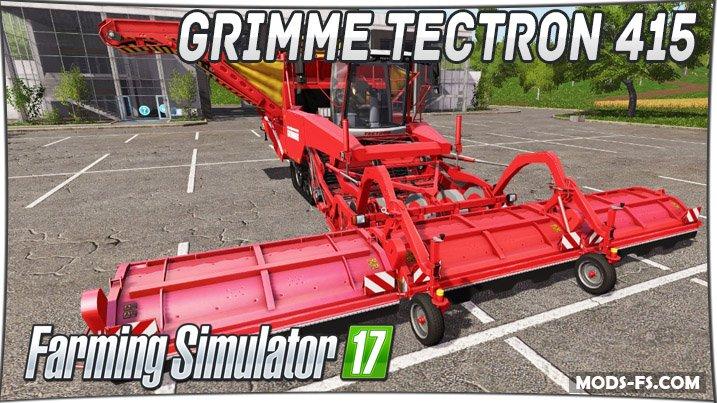 Grimme Tectron 415