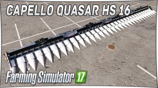Capello Quasar HS 16