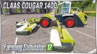 CLAAS Cougar 1400