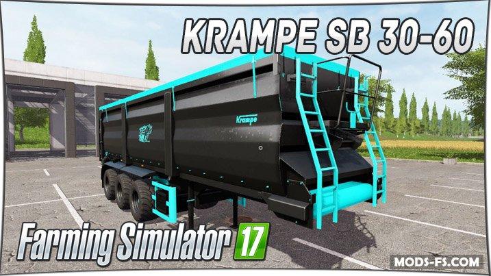 Krampe Bandit SB 30-60