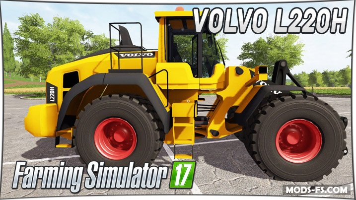 Volvo L220H